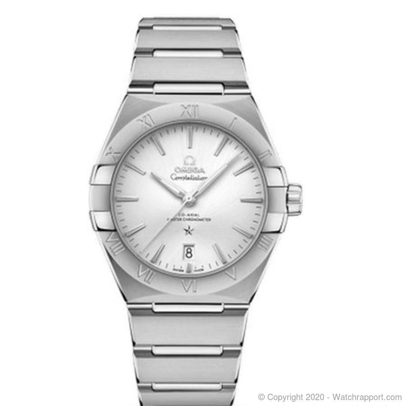 Omega Constellation Co-Axial Master - Watch Rapport