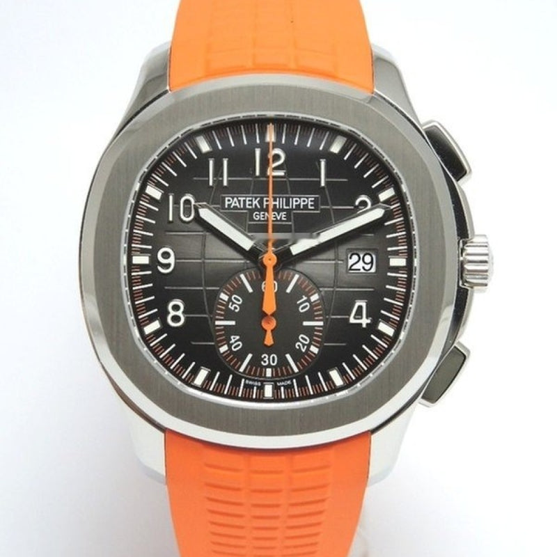 Patek Philippe Aquanaut Chronograph 5968 A Full Set