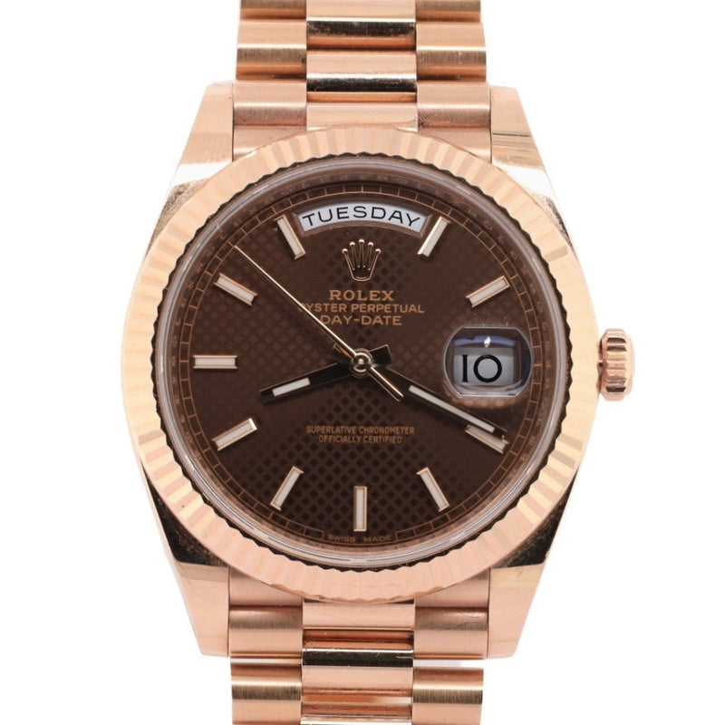 Rolex Day-Date 40mm President Rosegold