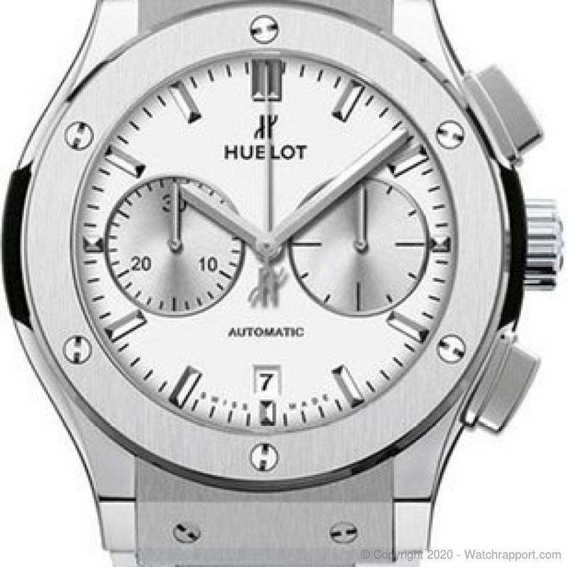 Hublot Classic Fusion Chronograph 45mm 521.NX.2611.NX - Watch Rapport