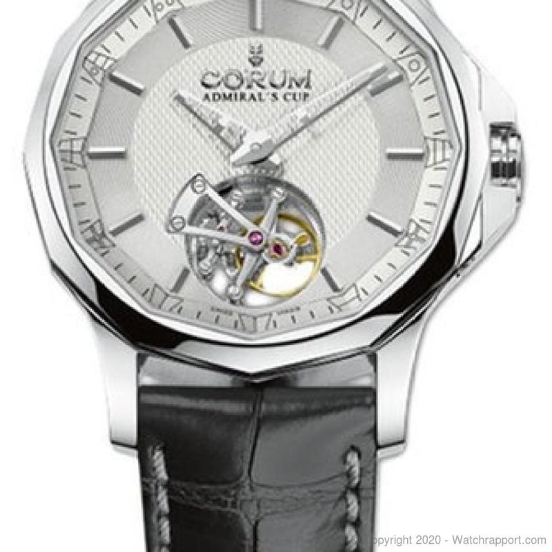 Corum Admiral's Cup 42 Legend Tourbillon | 029.101.20/0F81 FH11 - Watch Rapport