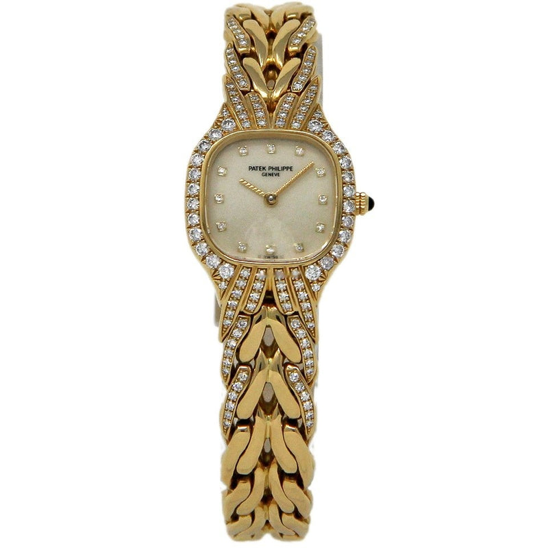Patek Philippe La Flamme 4815/3 Yellow Gold Diamond 4815/3 Box 2YEAR WTY