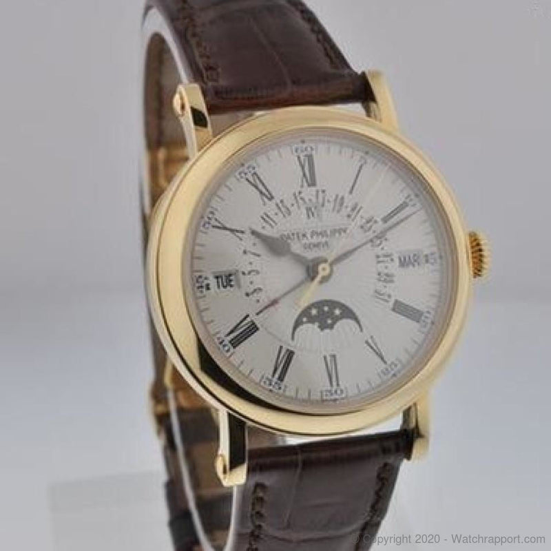 Patek Philippe 5159J Pre-Owned - Watch Rapport