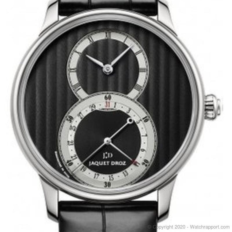 Jaquet-Droz Grande Seconde Quantieme 39mm j007010241 - Watch Rapport