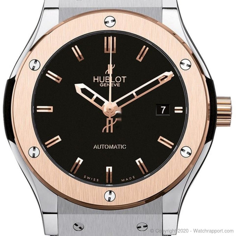 Hublot Classic Fusion Automatic 45MM 511.NO.1181.LR - Watch Rapport