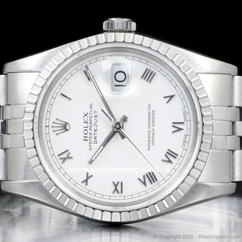 Rolex Datejust Watch 16220 - Watch Rapport