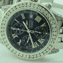 Breitling Chronomat Crosswind Stainless Steel Automatic Diamonds - Watch Rapport