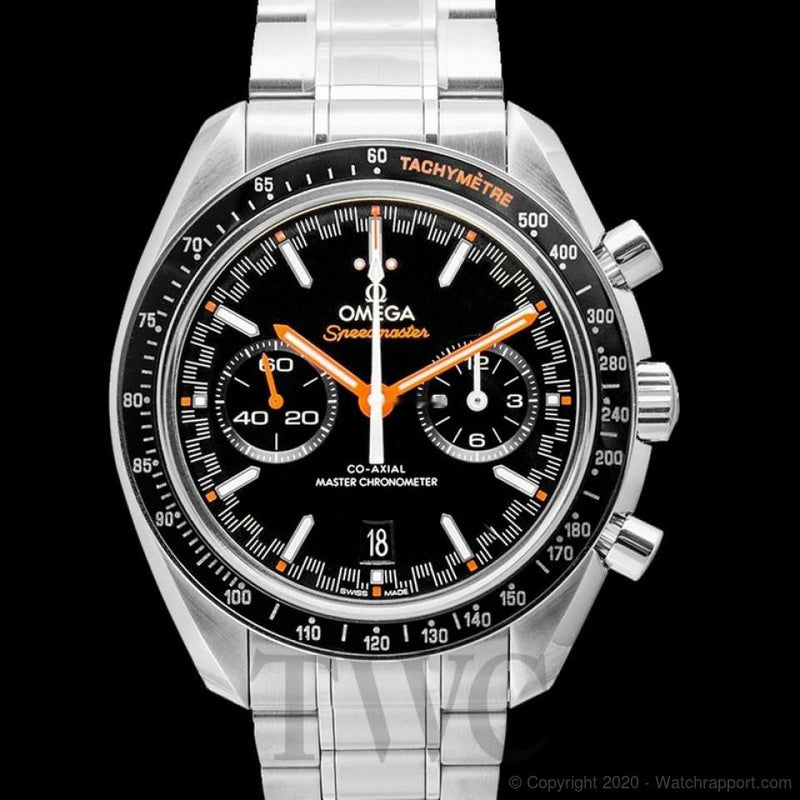 Omega Speedmaster Racing Co‑Axial Master Chronometer Chronograph 4 - Watch Rapport