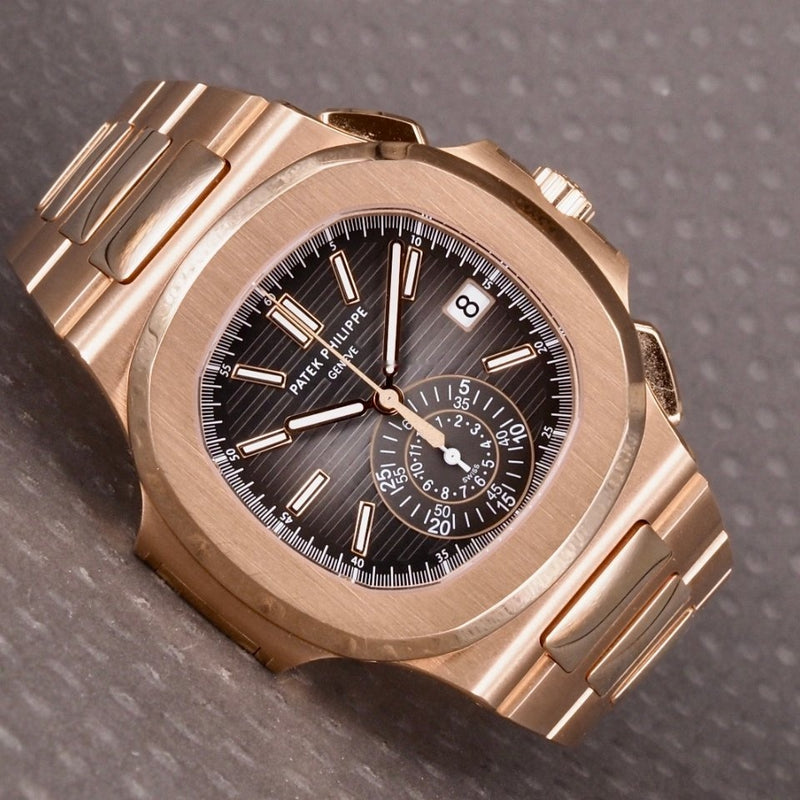 Patek Philippe Nautilus Chronograph 5980/1R-001 - September 2019