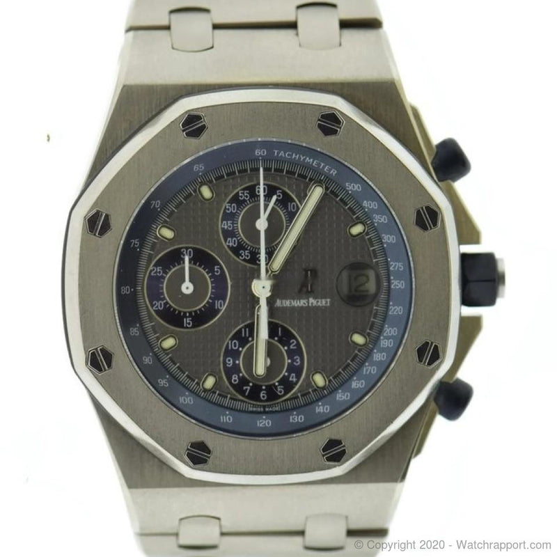 Audemars Piguet Royal Oak Offshore Chronograph - Watch Rapport