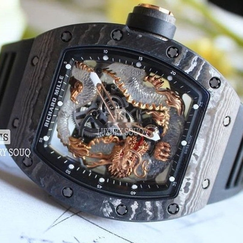 Richard Mille Jackie Chan Dragon Tourbillon