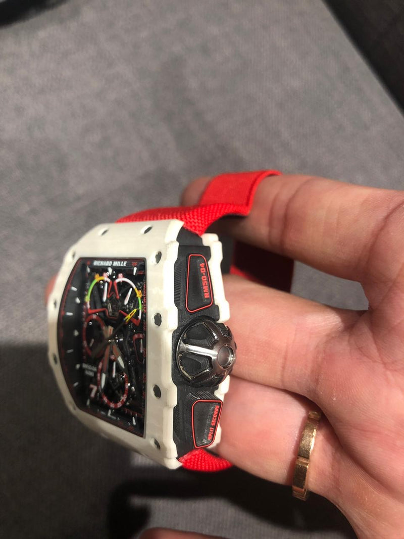 Richard Mille RM 50-04 TOURBILLON CHRONOGRAPH KIMI RÄIKKÖNEN - Watch Rapport
