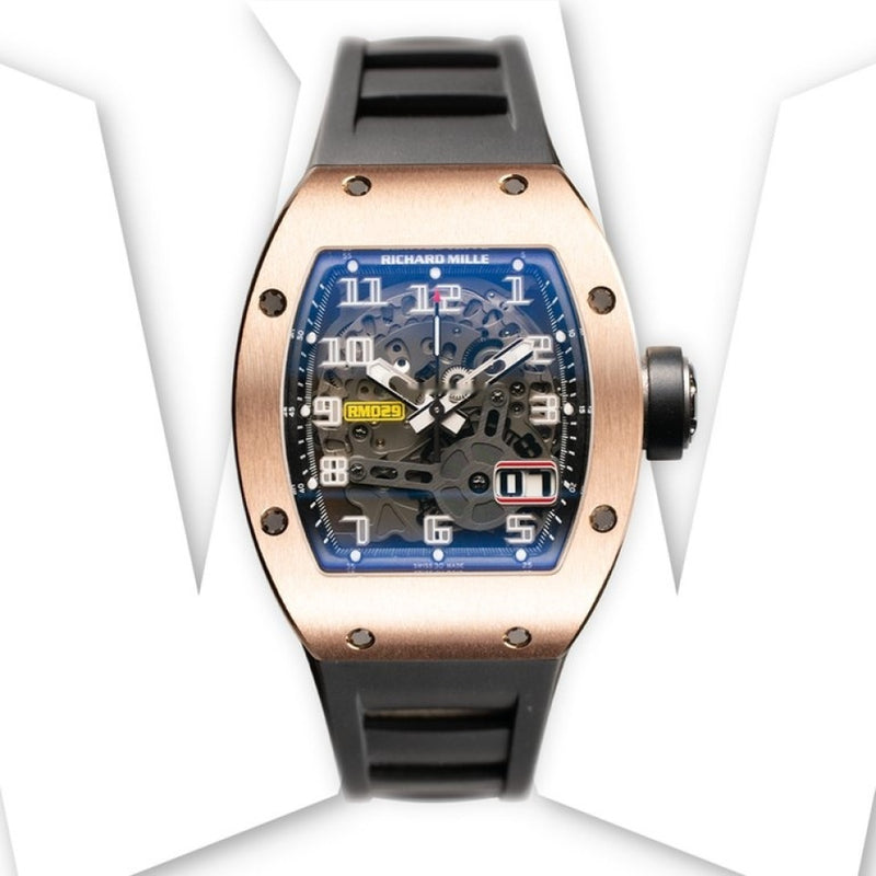 Richard Mille RM029 Rose Gold