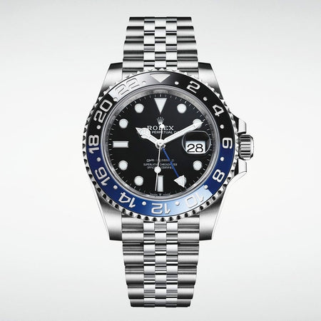 Rolex GMT-Master II Batman 2020 Edition 126710BLNR NEW