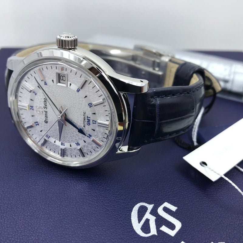 Seiko Grand Seiko SBGM235 GMT Limited Edition