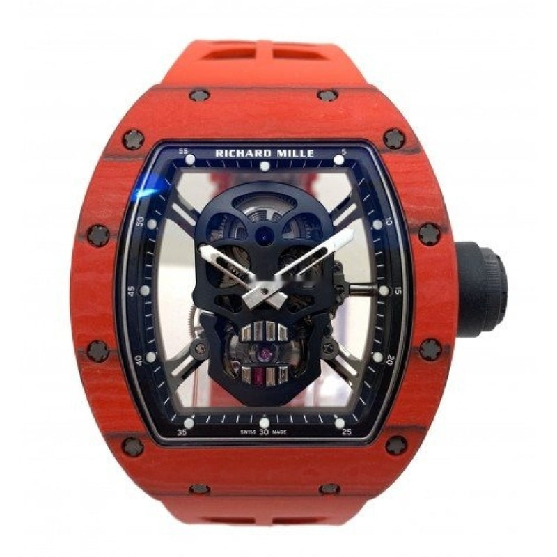 Richard Mille Skull Tourbillon RM 52-01