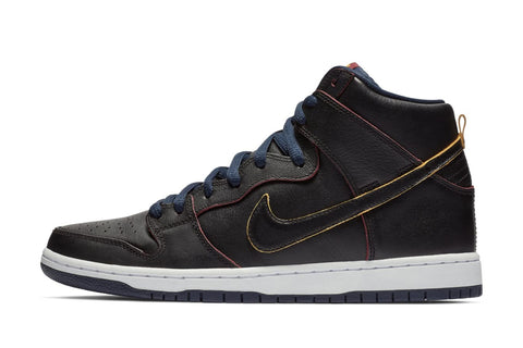 NIKE SB DUNK HIGH - NBA CAVS