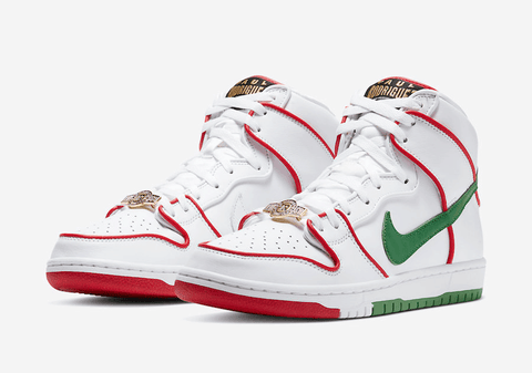 NIKE SB DUNK HIGH - BOXING GLOVE