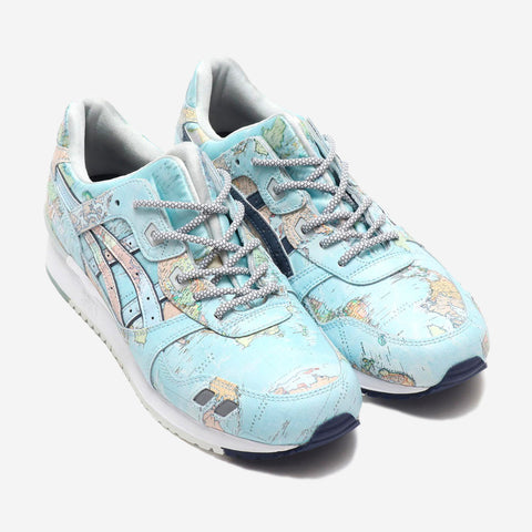 ASICS GEL-LYTE III WORLDMAP