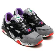 PUMA R698 STUCK UP ALIFE