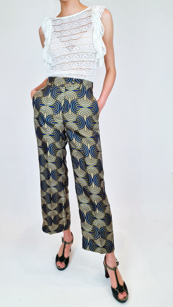 TRUE ROYAL GABRIELLE DAKAR TROUSERS