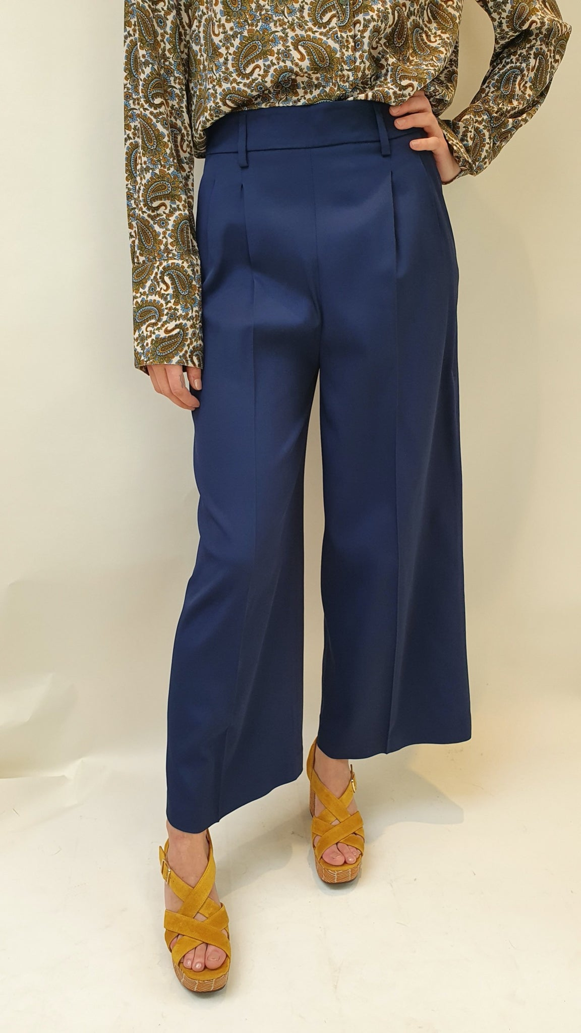 TRUE ROYAL ELSA MARINE TROUSERS