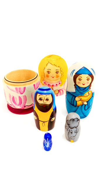 NATIVITY SET 5