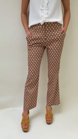 TRUE ROYAL SANDY FLORENCE TROUSERS