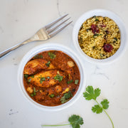 Moroccan Chicken with chickpeas