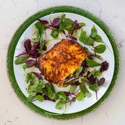 Beef Moussaka with Roasted Aubergines