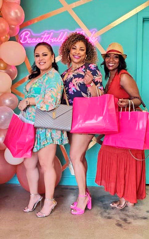 Girls Day Out at House of Haute