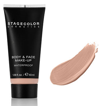 Body &  Face make up waterproof 752