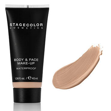 Body & Face make up 756