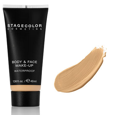 Body & Face make up 758
