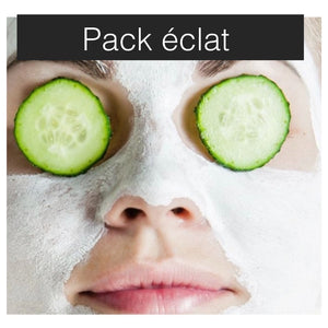 Pack visage éclat (une application)