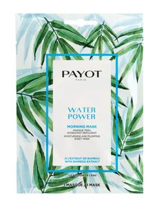 Water power morning mask