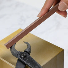 Load image into Gallery viewer, #320 Sharpening Oilstone  for Bonsai Scissors and Cutter