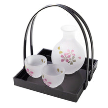 Load image into Gallery viewer, Sake Cups Set with Tray, Made in Japan