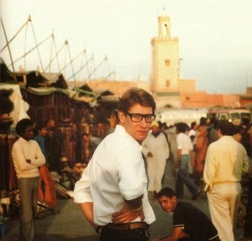 Morocco: One of Yves Saint-Laurent's Biggest Inspiration