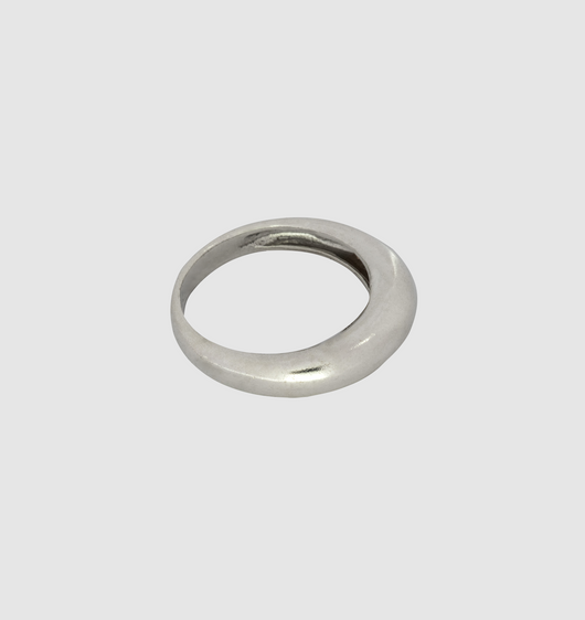 Domed Ring - Silver