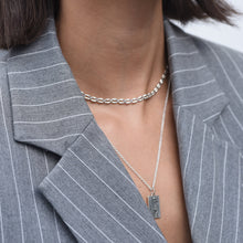 Load image into Gallery viewer, Izza Necklace I - Silver