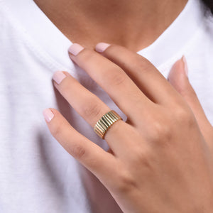 Dash Ring - Gold