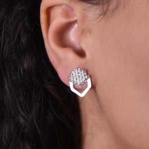 Nala Earrings - Silver