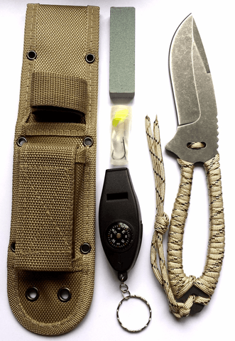 Rebel Survival Knife - Apexventureco