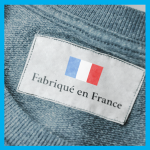 made in france, fabriqué en france, français, industrie textile française