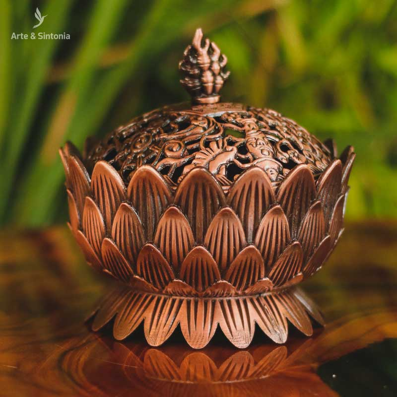 incense-cone-burner-zinc-incensario-incenso-backflow-aromatizador-ambiente-lotus