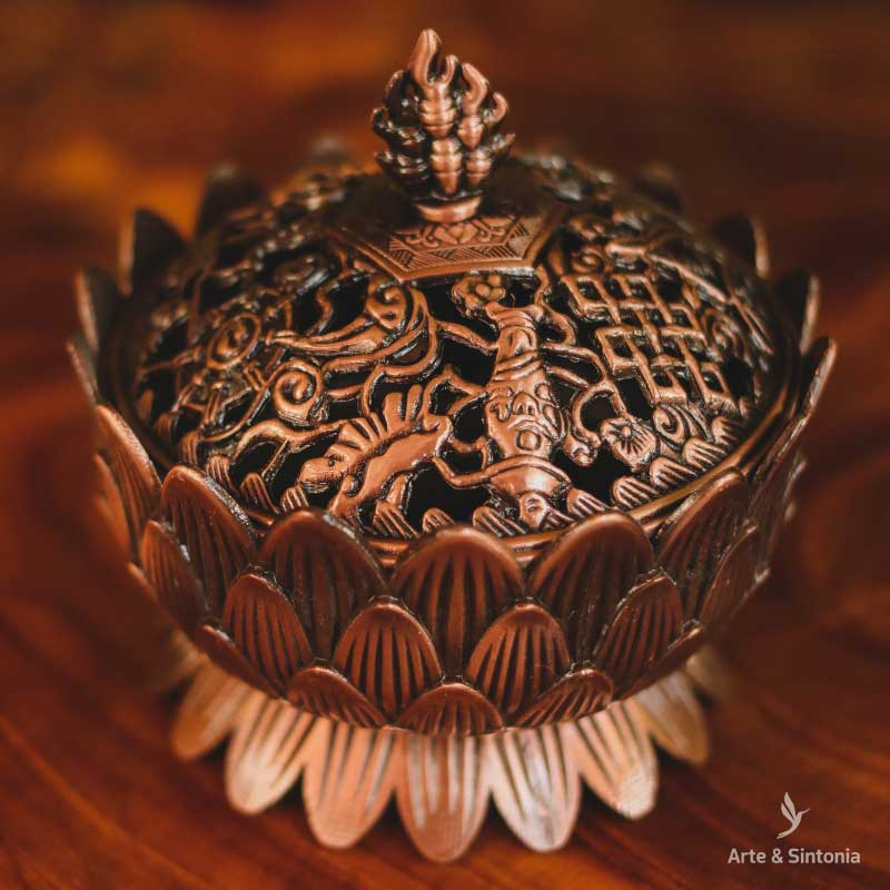 incense-cone-burner-porta-incenso-backflow-flor-lotus-aromatizador-ambiente