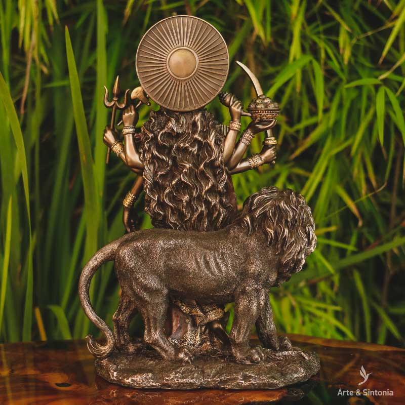 resin-art-deusa-hindu-goddess-durga-china-estatua-bronze-veronese-design