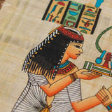 handmade-egyptian-papyrus-painting-art-hanging-papel-artesanal-papiro-egipcio-decoracao-parede-autenticado