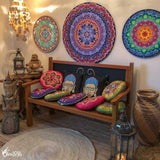 HEL90 1 mandala decorativa paredes decoracao wall decoration mystic boho zen style artesintonia mdf colorida loja mandalas 90cm 4